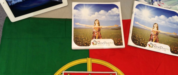 Try Nordestin' promove o Nordeste de Portugal na Intourmarket, em Moscovo, Rússia