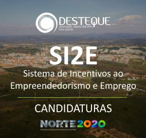 Candidaturas Abertas SI2E