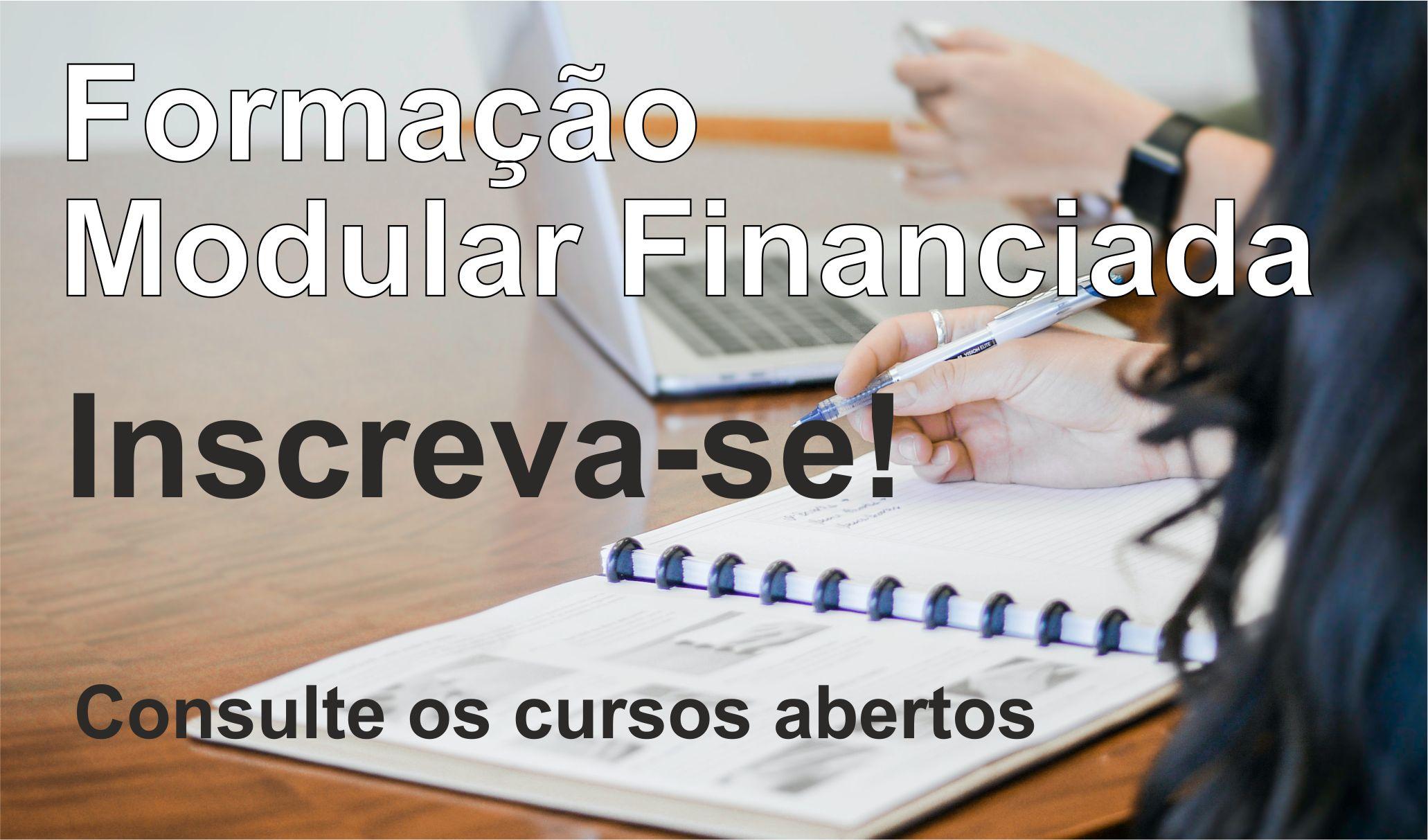 Oferta de Formação Financiada