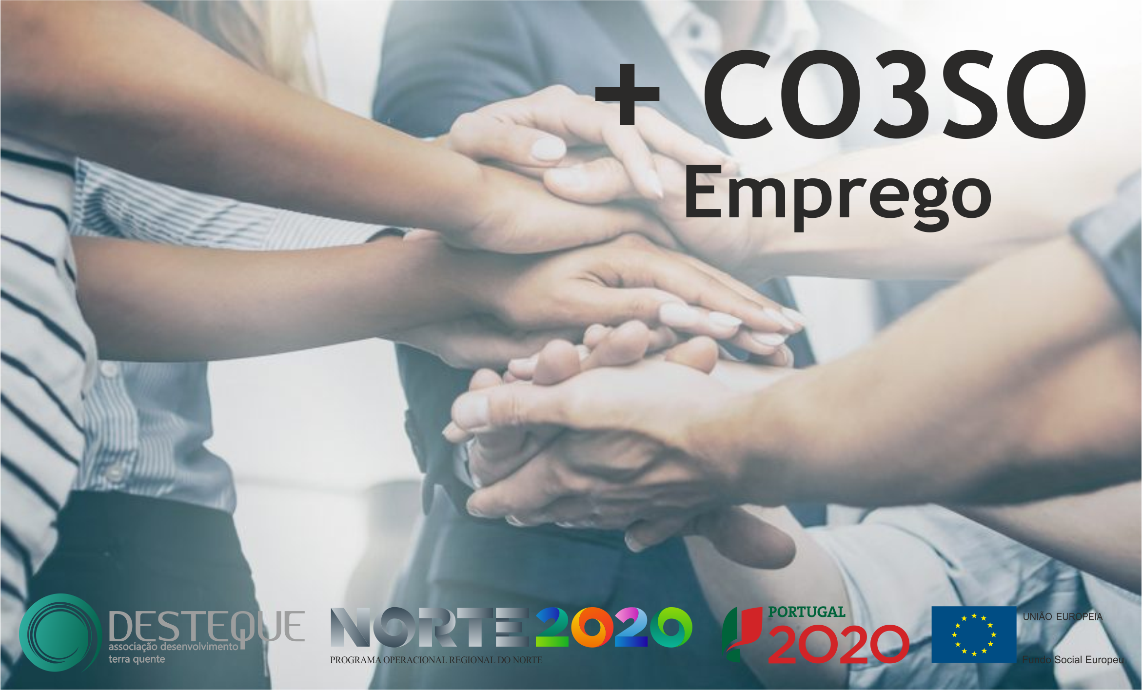 +CO3SO Emprego na Terra Quente Transmontana